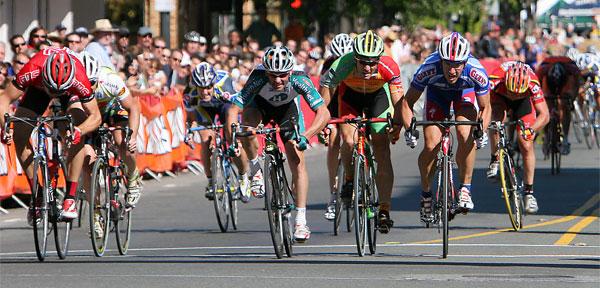 The Tour De Tysons Grand Prix Bicycle Race Access Tysons