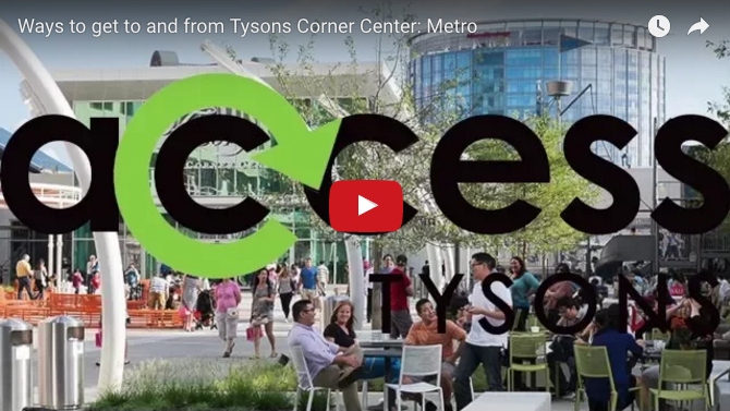 Rail to Tysons | Access Tysons